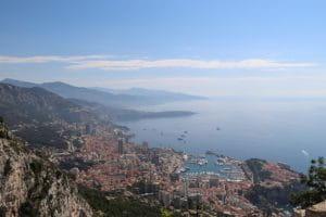 View of Monaco.