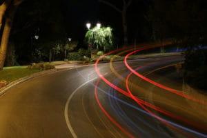 Monaco's roads.