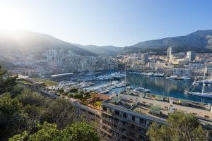 What can you do in Monaco in September?